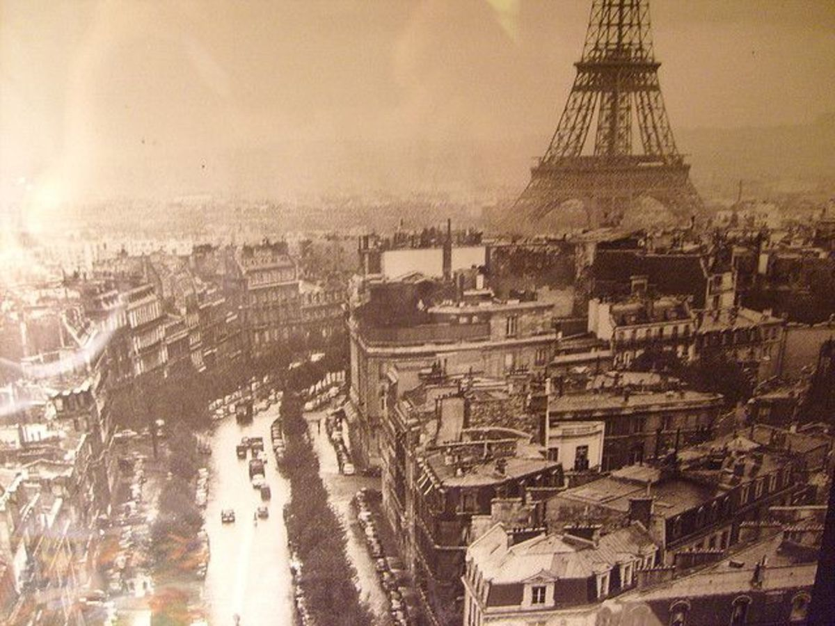 Bloody Civil War From Ancient Civilization, in Which 'Paris of the East' Has Grown