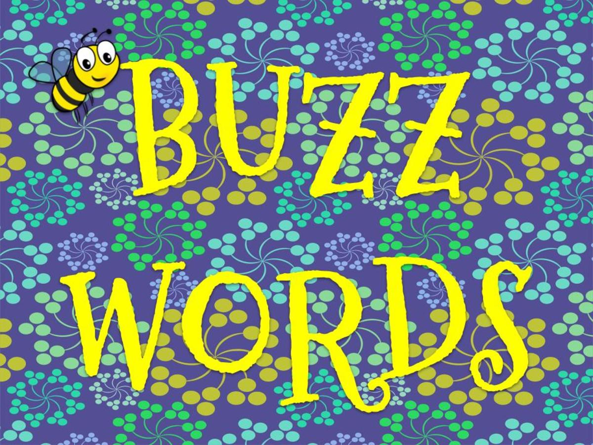 buzz-words-for