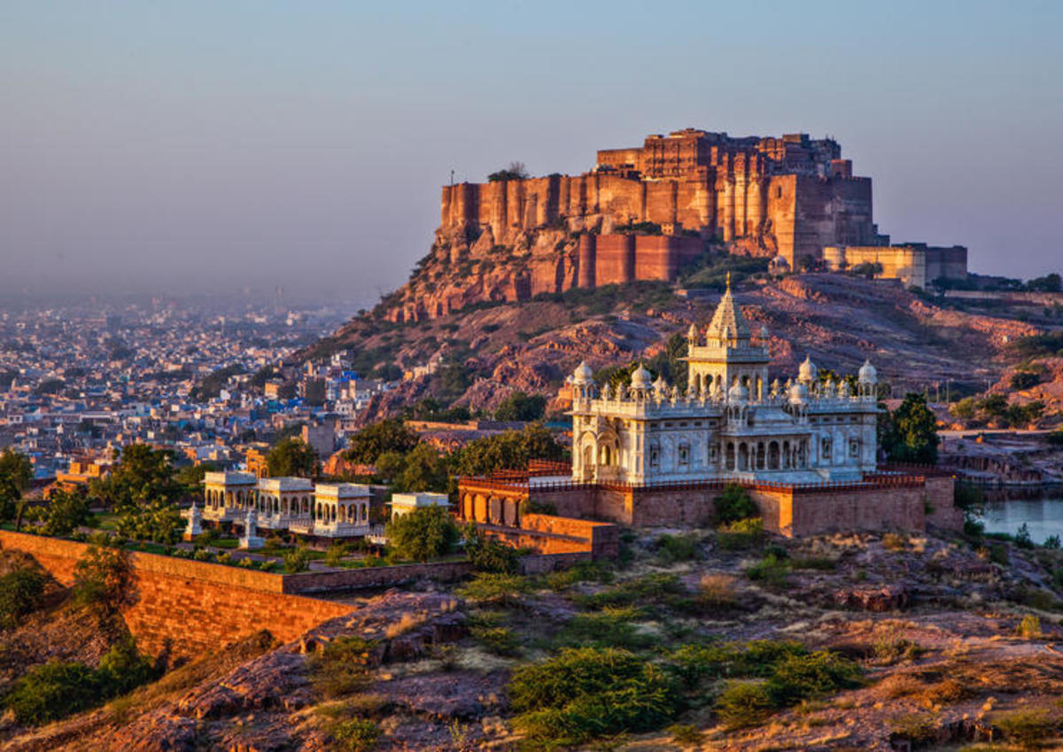 Marvelous Forts of Rajasthan