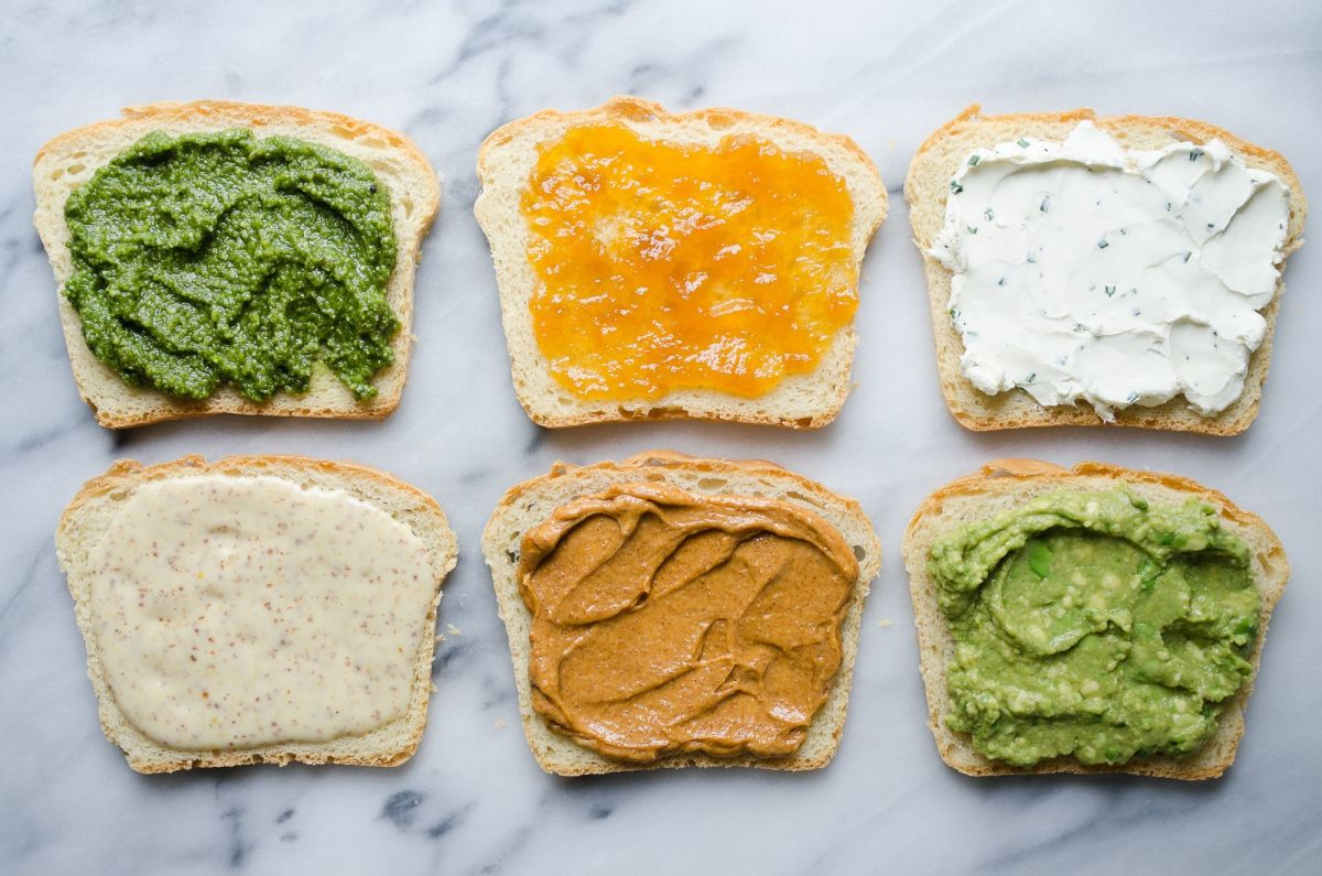 10 Homemade Indianised Sandwich Spreads