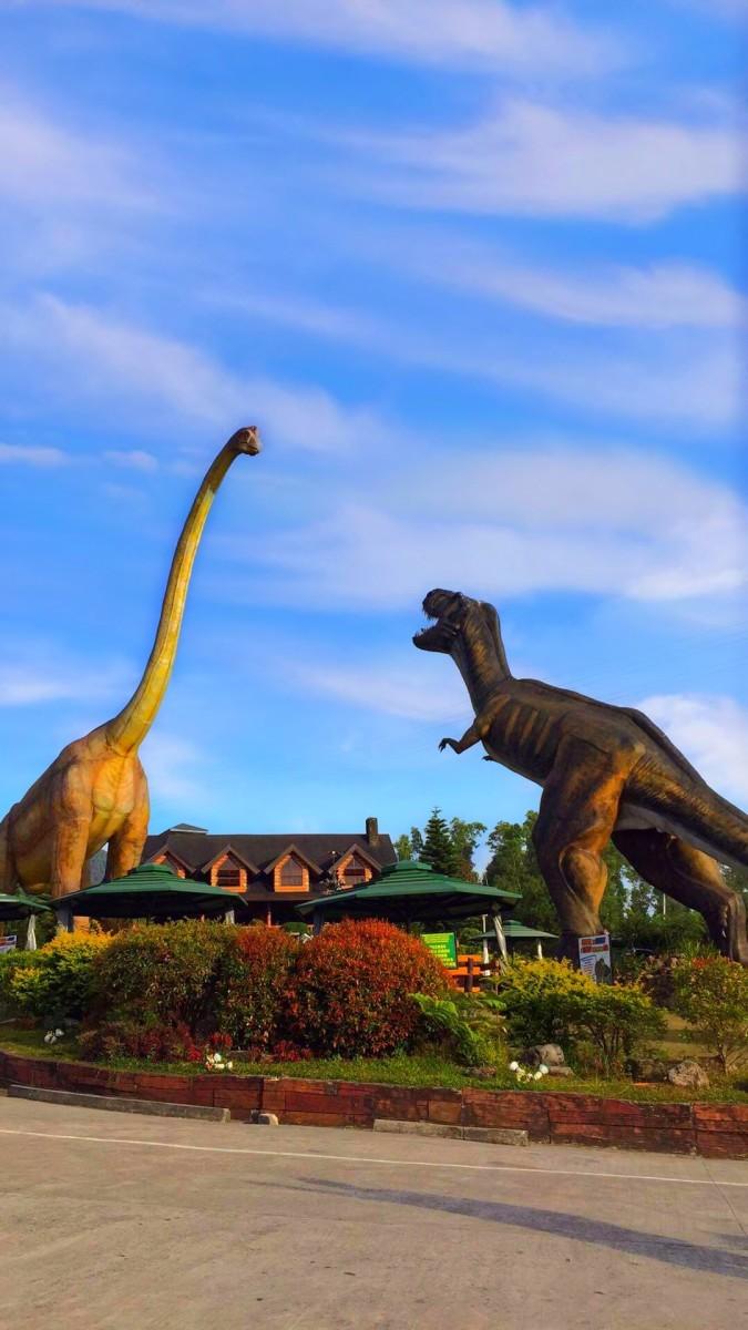 Campuestohan Highland Resort Dinosaur