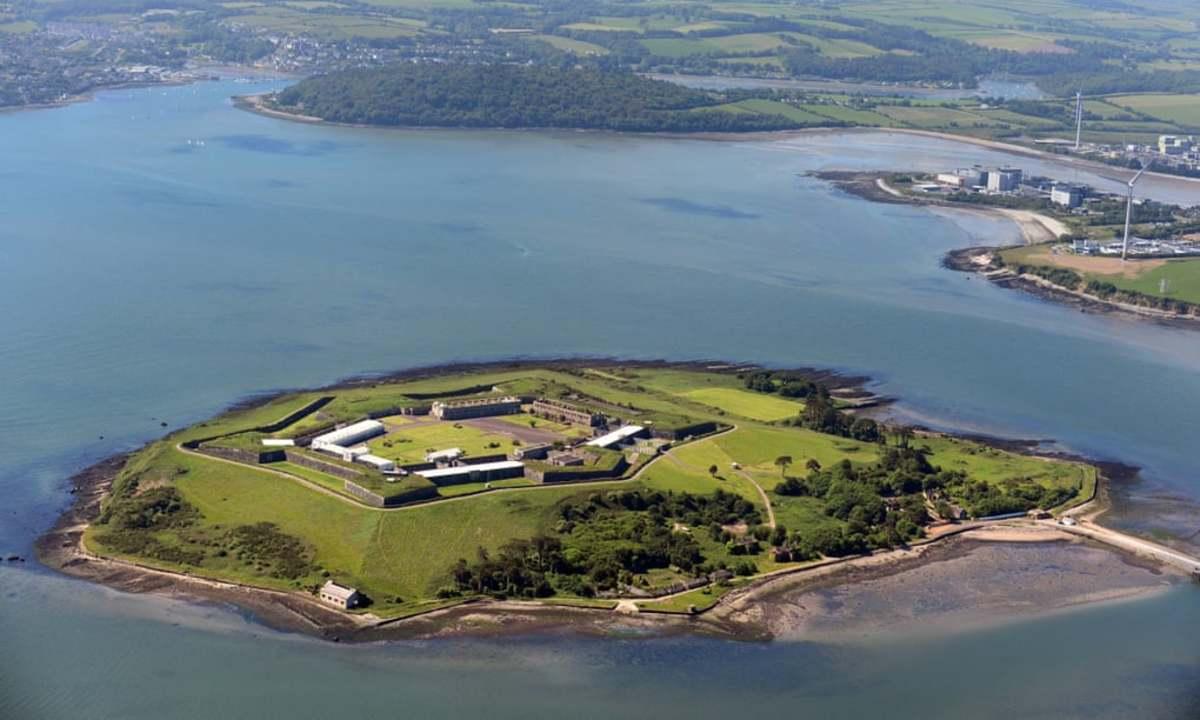 Spike Island, Ireland