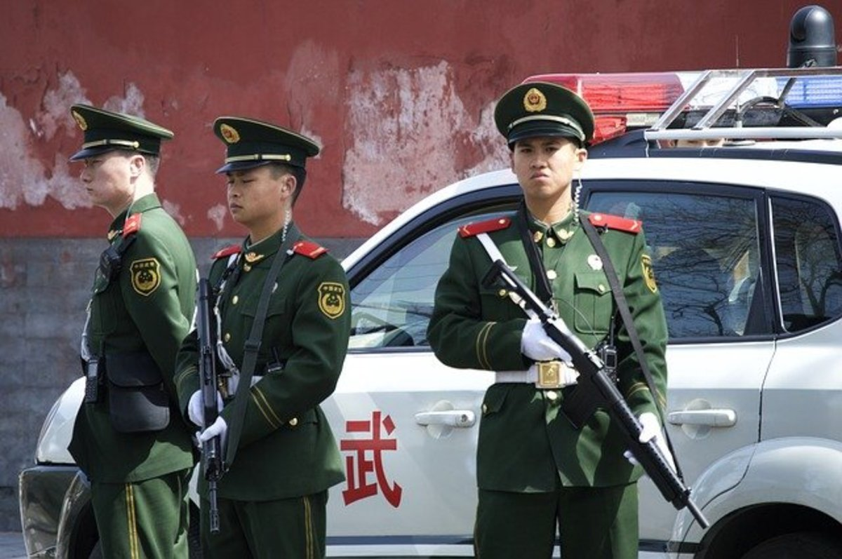 Is China a Safe Country Despite Police Corruption?