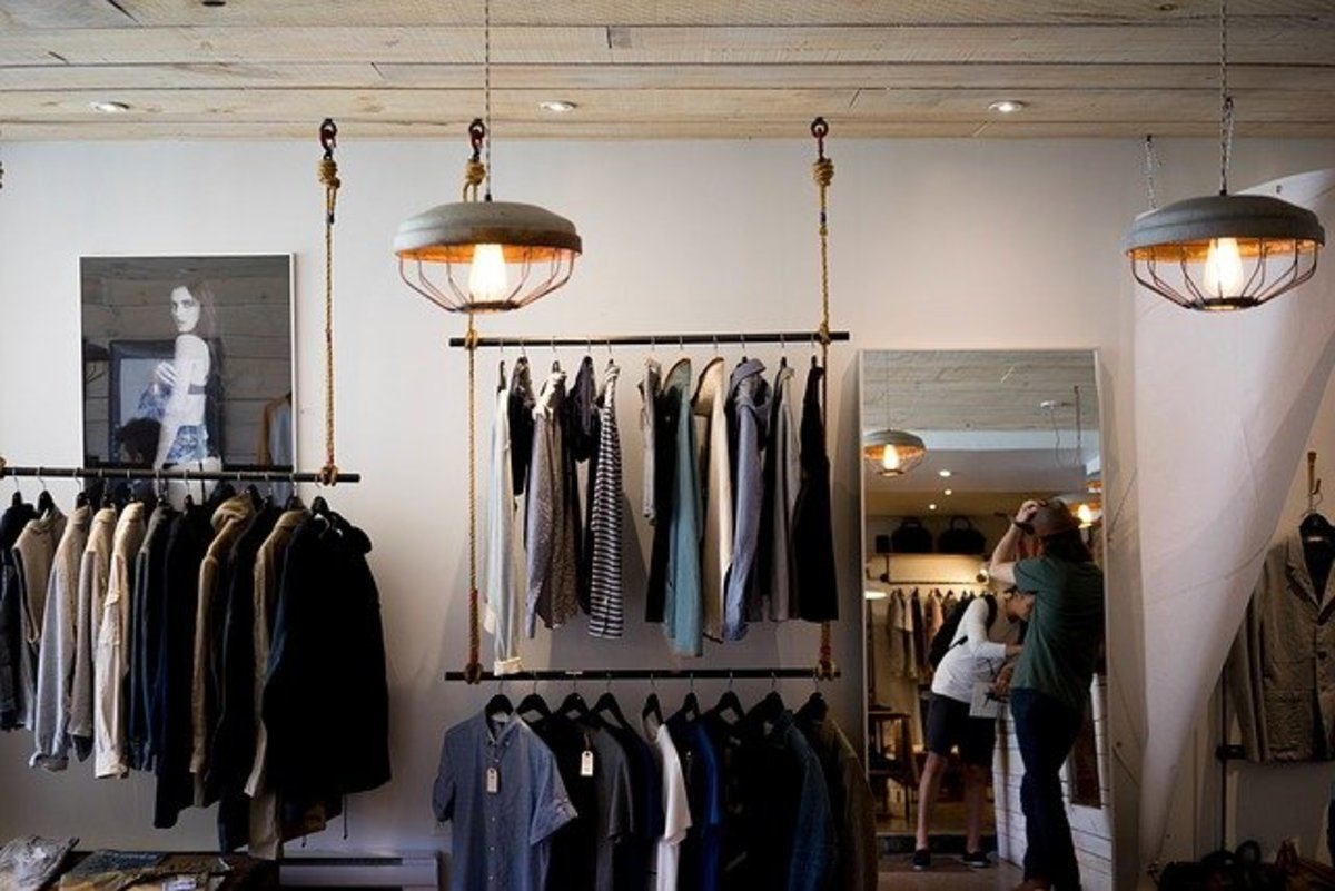 Is Brick and Mortar Shopping Dead in America?