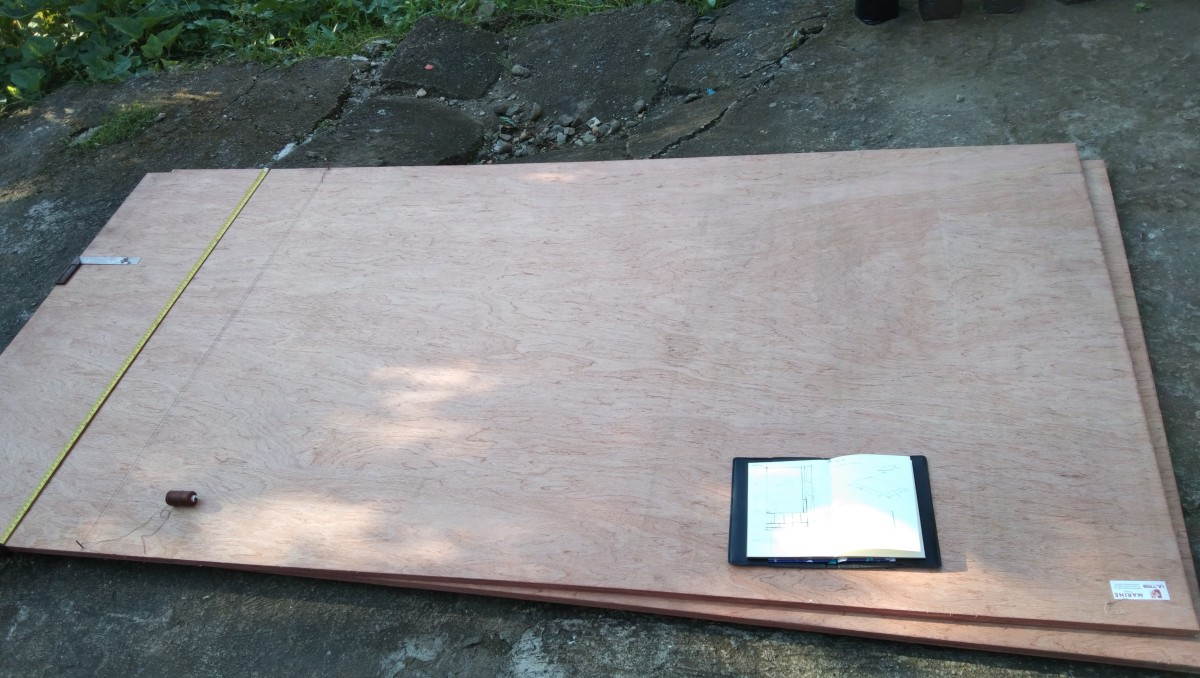 Easy DIY Bed Using One Sheet of Plywood Only With Pictures