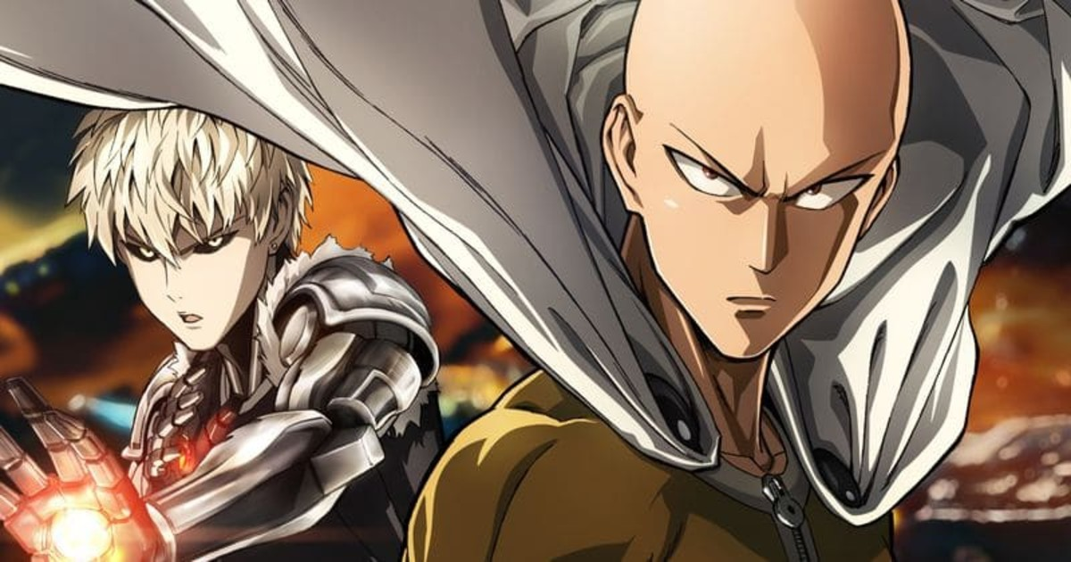 20 Anime That Will Remind You of One Punch Man