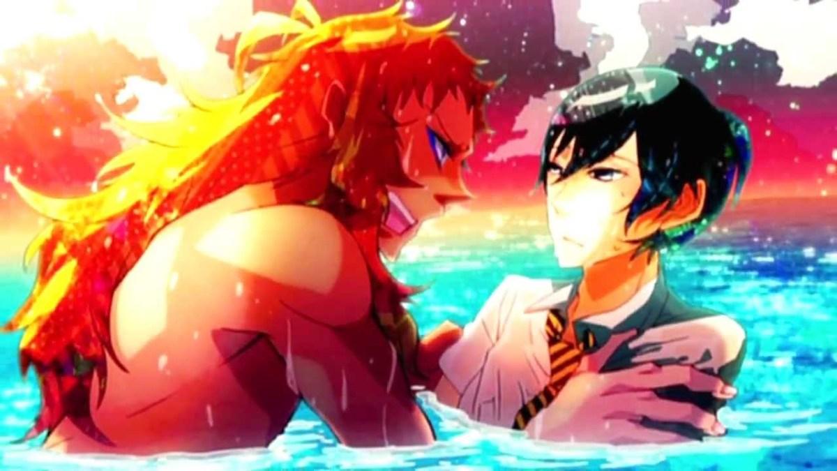 Kono Danshi, Ningyo Hiroimashita. (This Boy Caught A Merman)