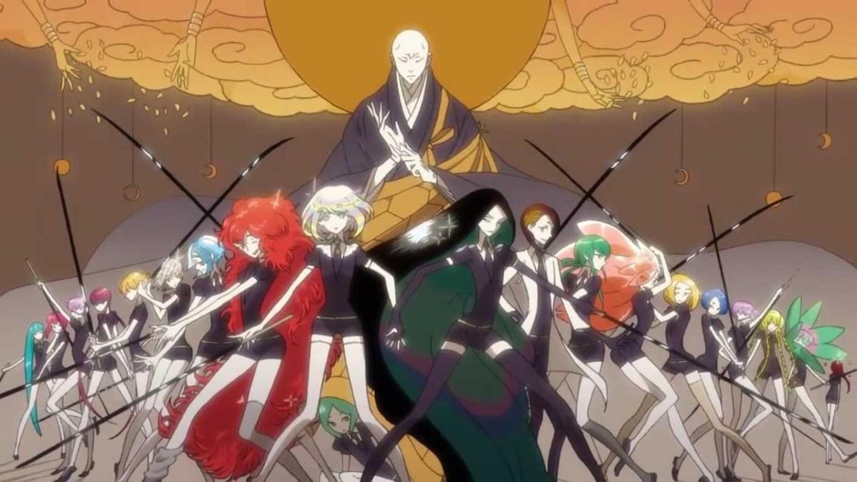 Houseki no Kuni (TV) (Land of the Lustrous)