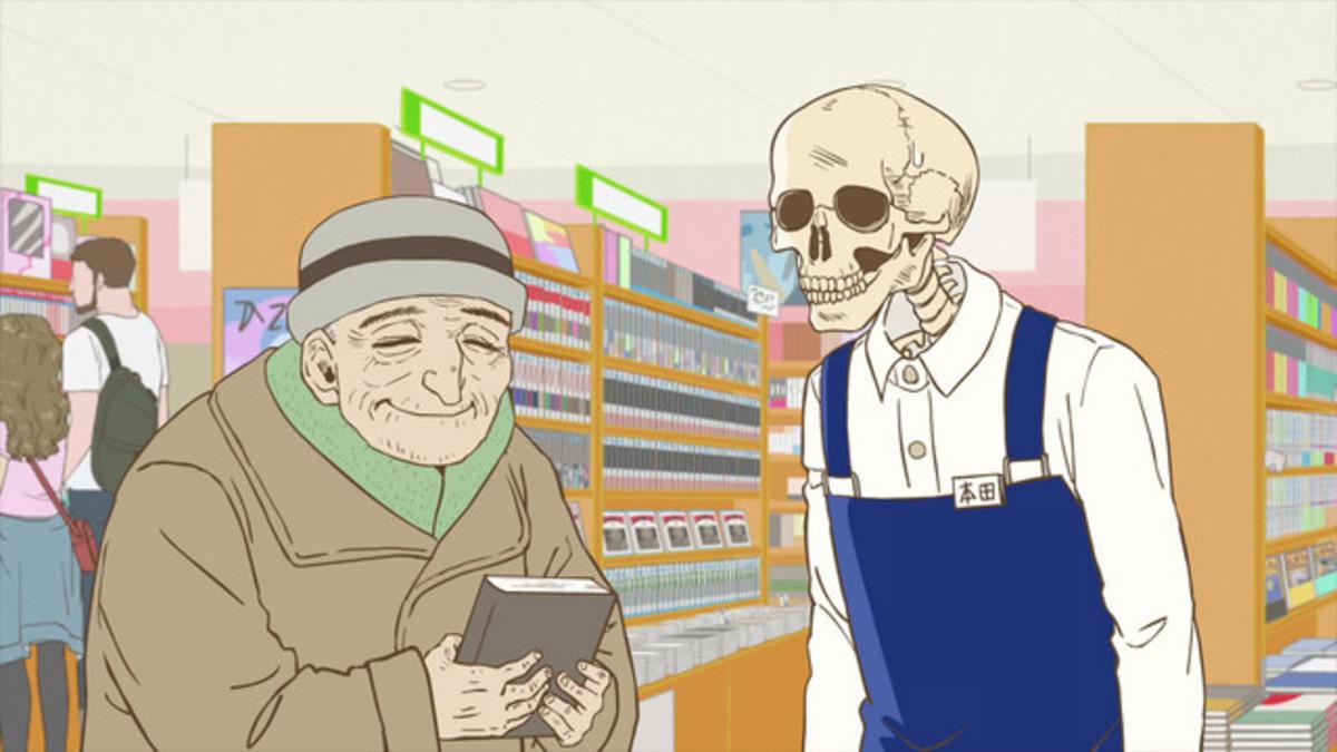 10 Anime Like Gaikotsu Shotenin Honda-San (Skull-Face Bookseller Honda-San)
