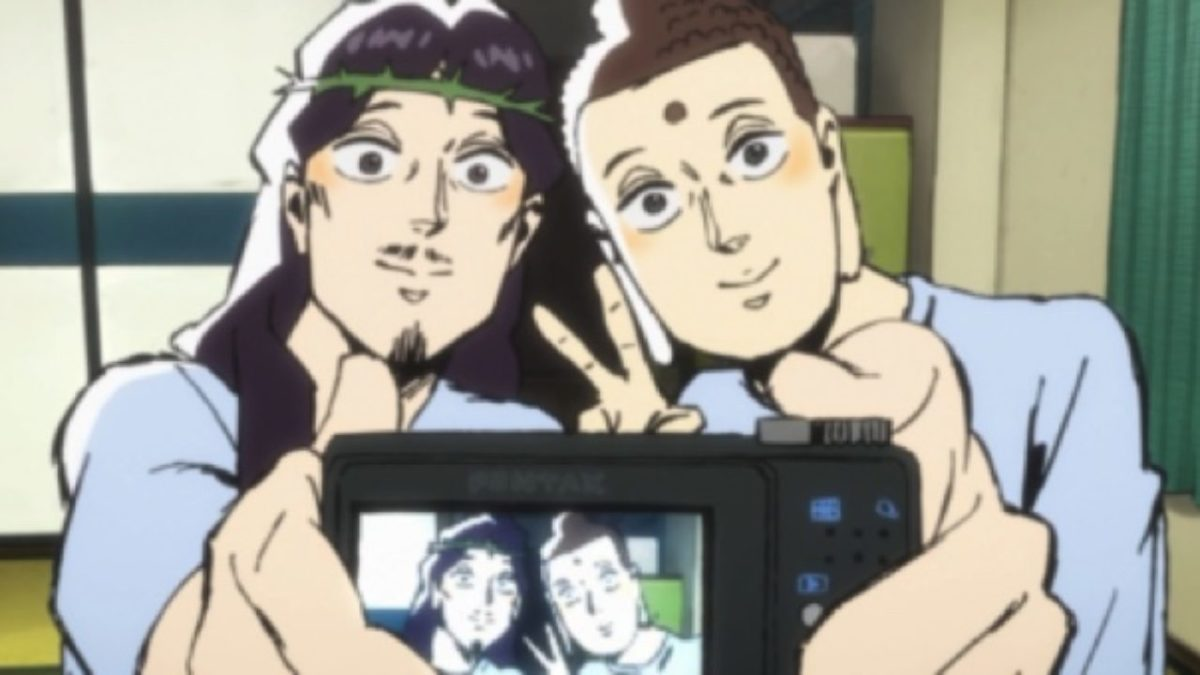 Saint-Oniisan (Saint-Young Men)