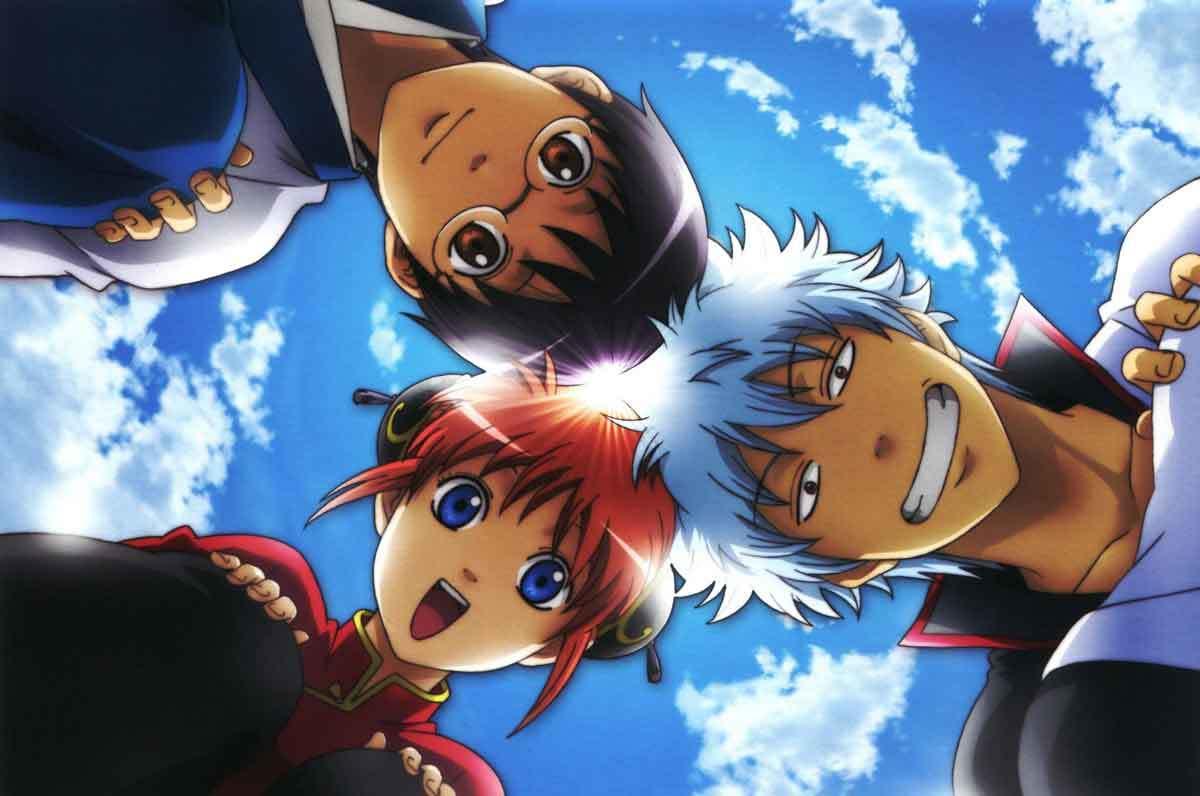 15 Anime Like Gintama