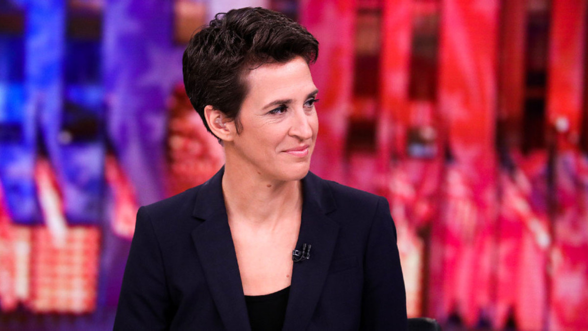 Rachel Maddow: Interesting Things About the Political Host