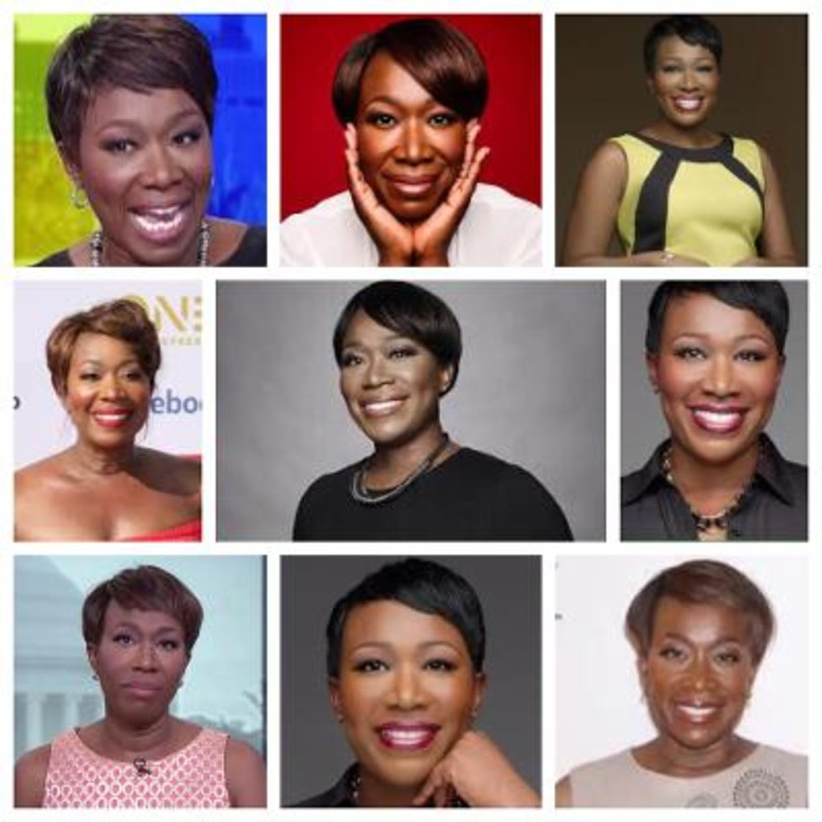 Joy Reid's Different Hairstyles The Way They Used To Be