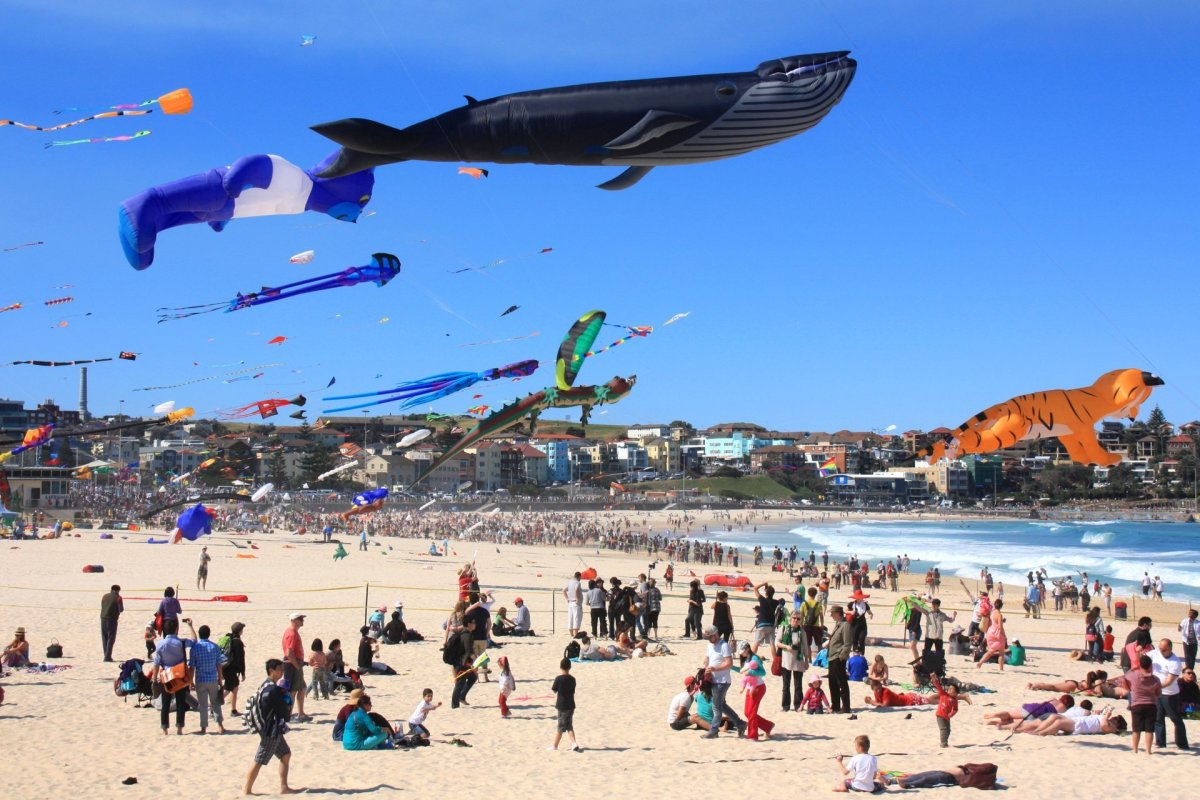 Festival of the Winds in Sydney