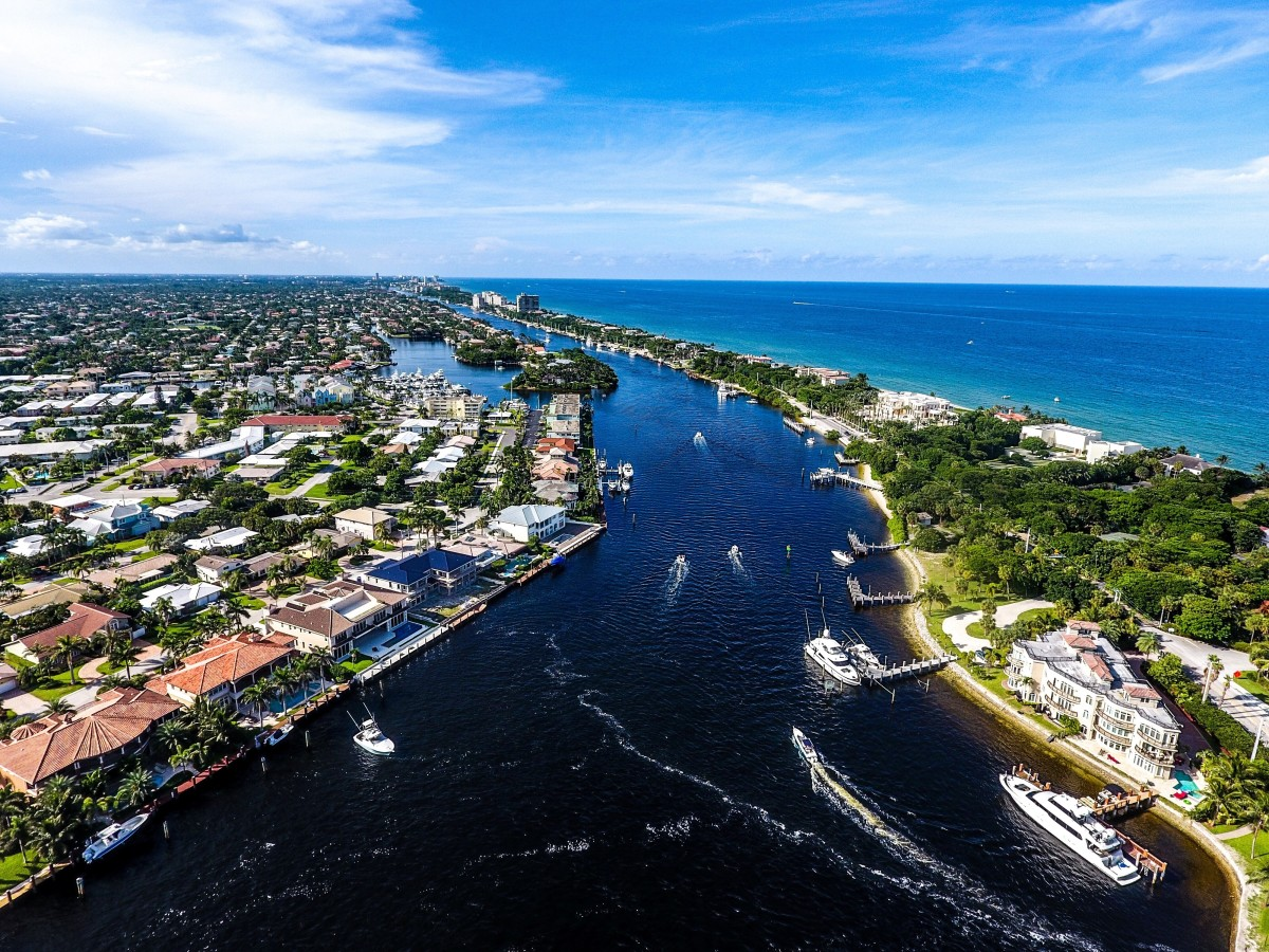 Intracoastal Waterway, FL