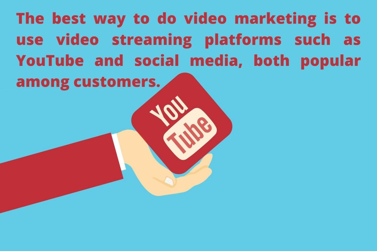 Video Marketing YouTube!