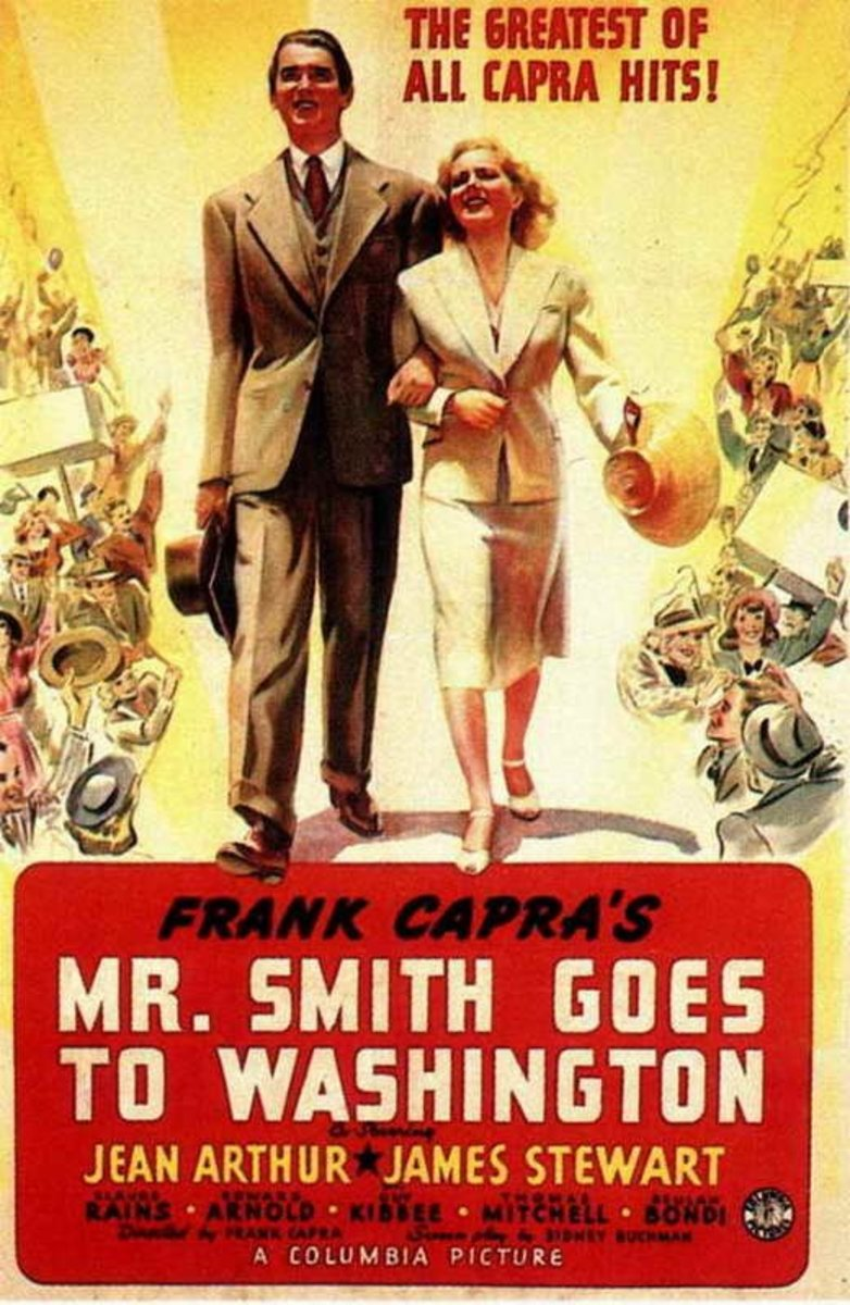 Mr. Smith Goes to Washington - an Apparently Timeless Story