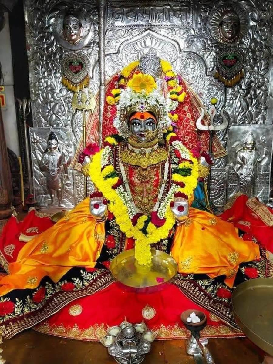 Divine Goddess as Laxmi