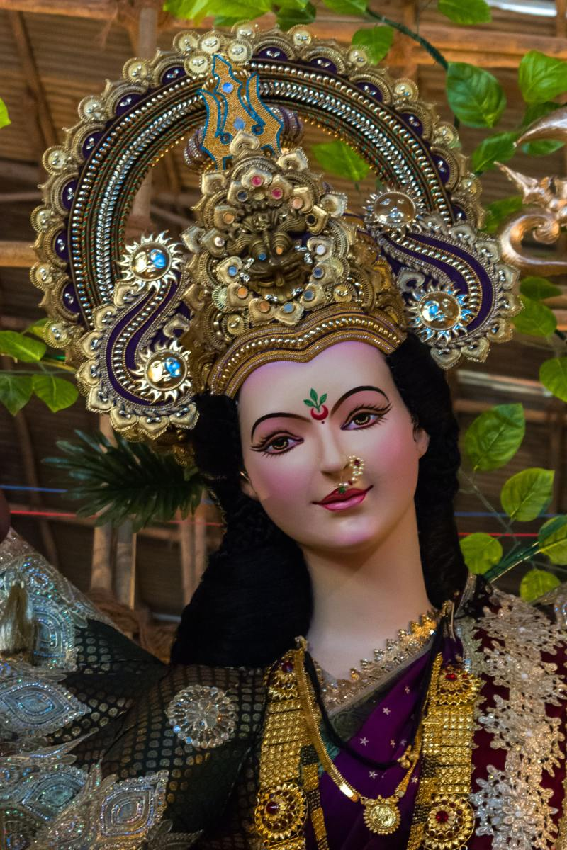 When the Divine Manifests in the Feminine Form-Significance of Navaratri