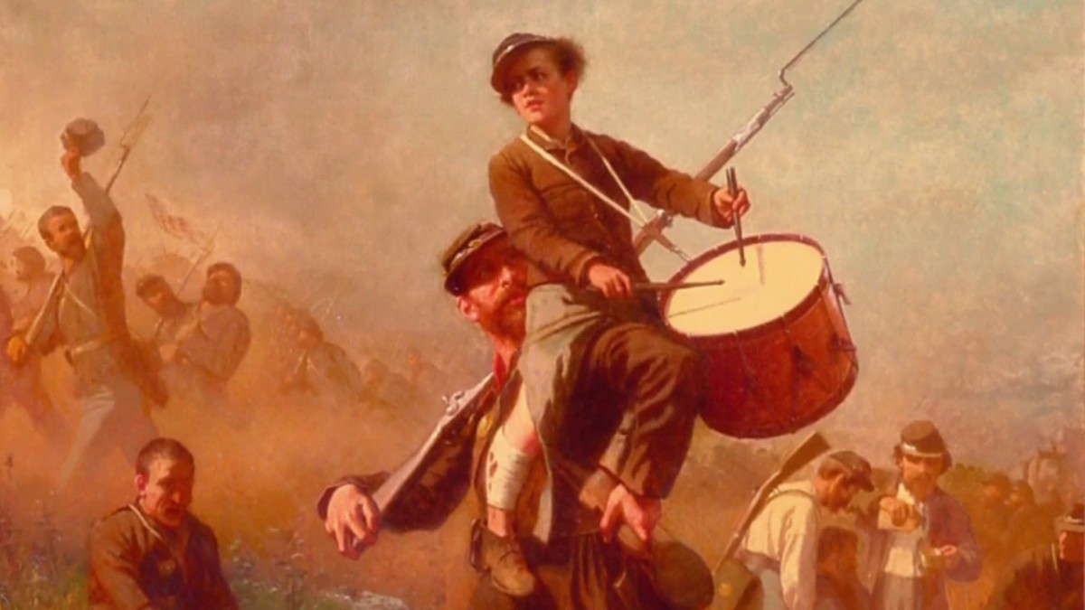Civil War Drummer Boys: The Young Heroes