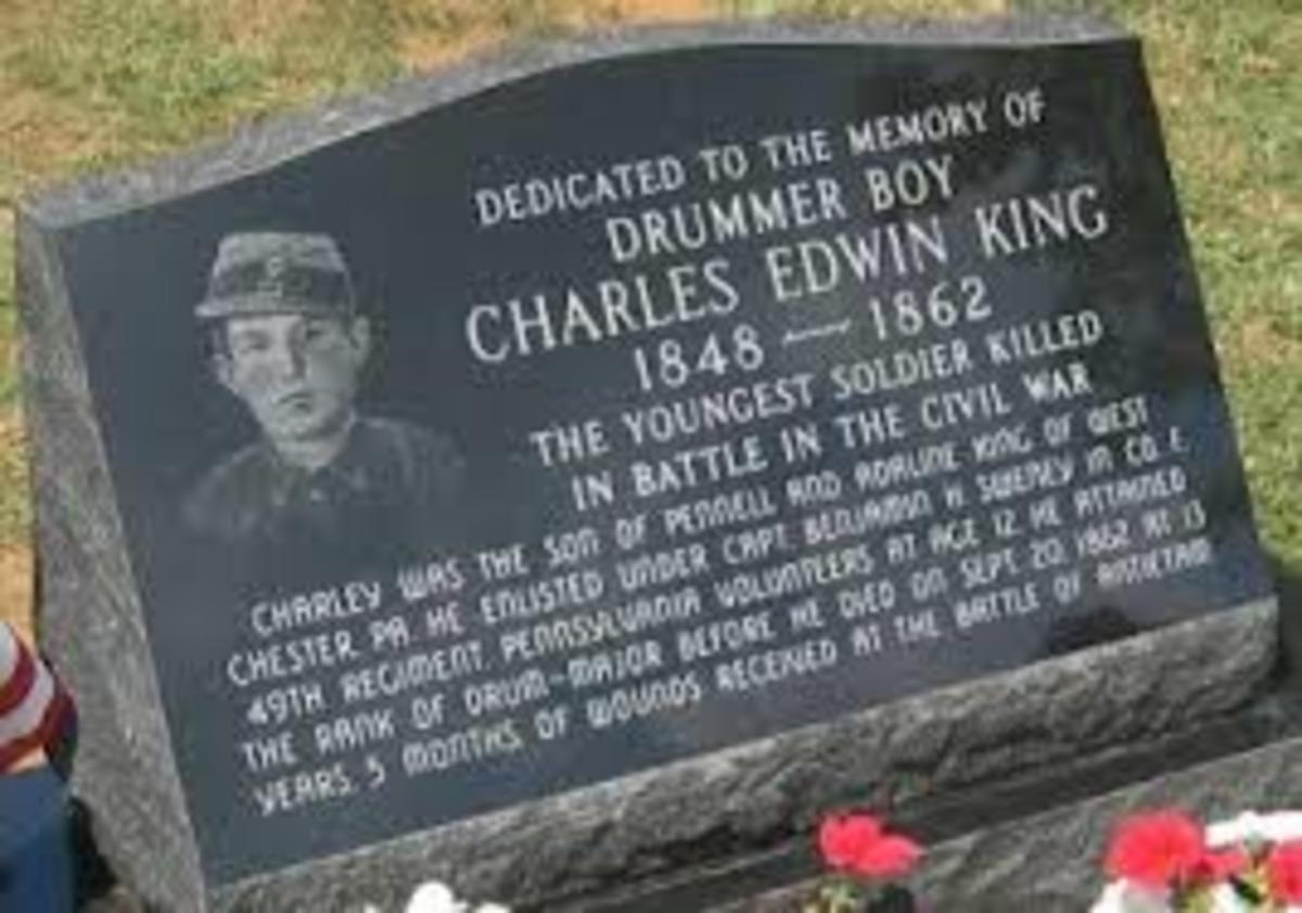 Charles Edwin King, Civil War