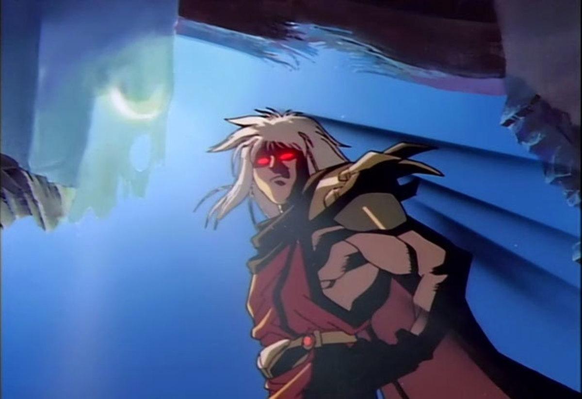 Bastard!!: Ankoku no Hakaishin