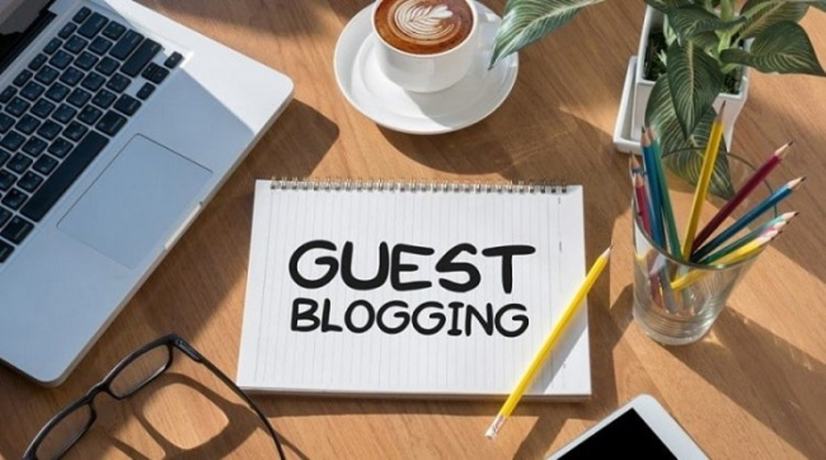 A Beginner's Ultimate Guide to Guest Blogging