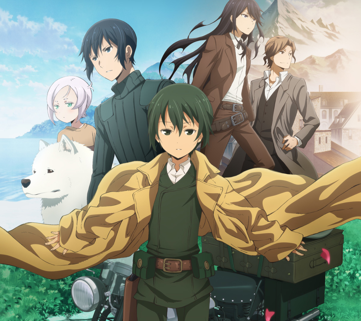 10 Anime That Will Remind You of Kino No Tabi: The Beautiful World (Kino's Journey)