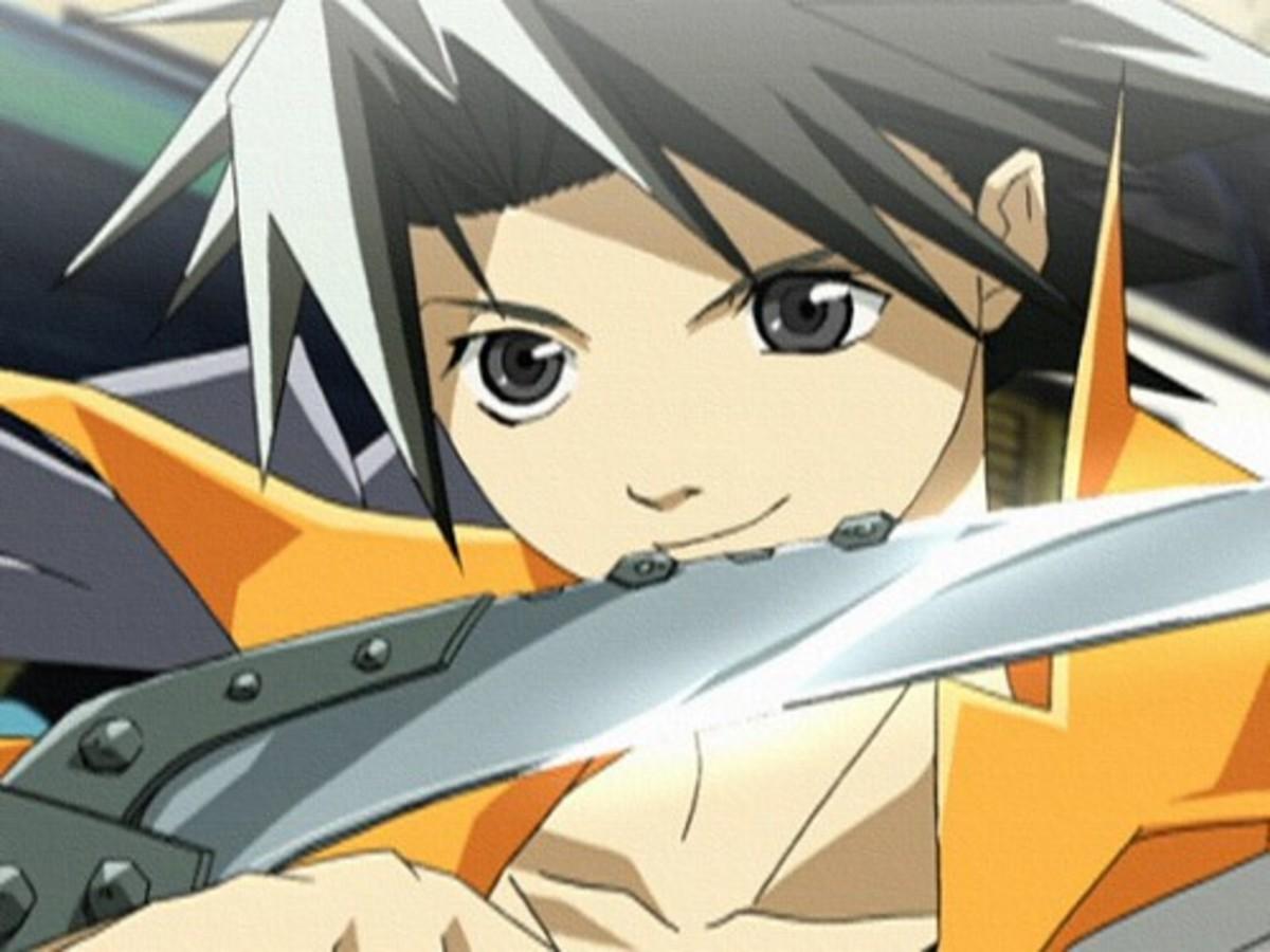 Ou Dorobou Jing (Jing: King of Bandits)