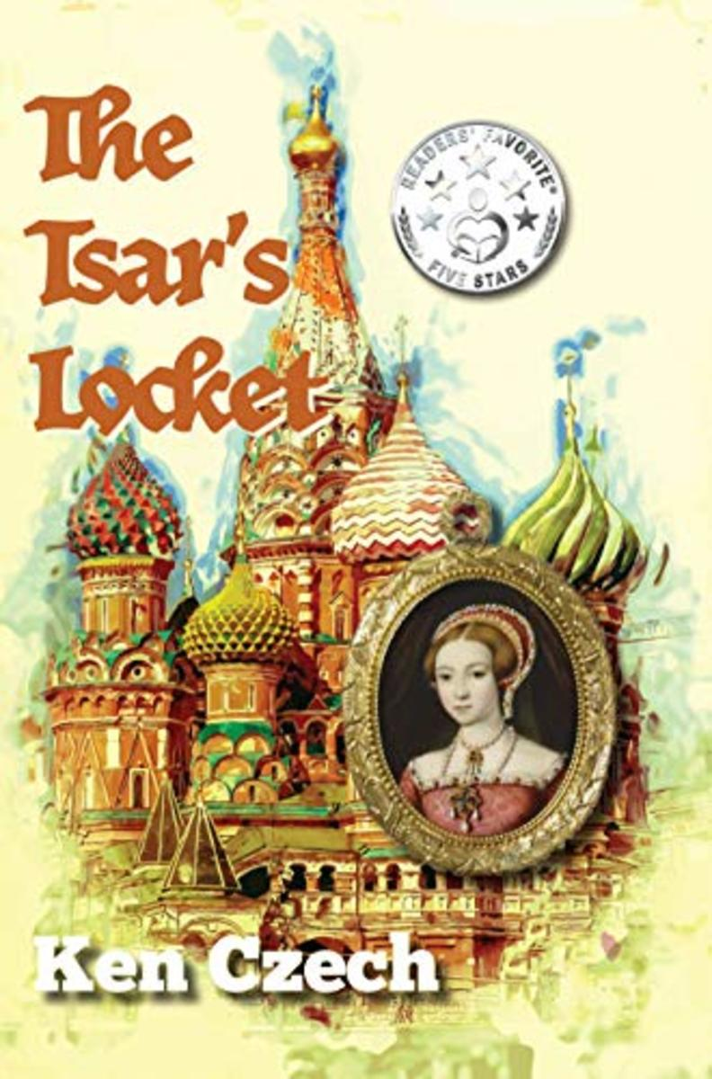 Book Review on The Tsar's Locket by Ken Czech