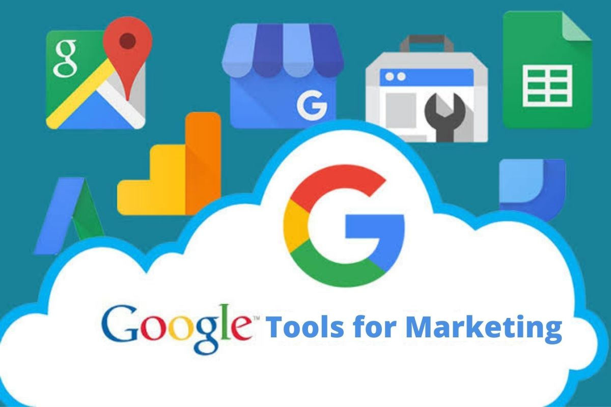 Google Tools for Marketing!