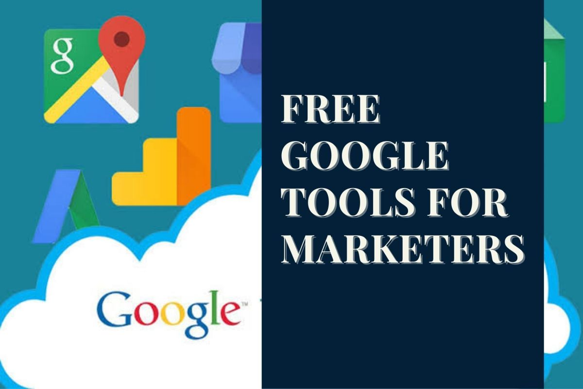 Free Google Tools for Marketers!