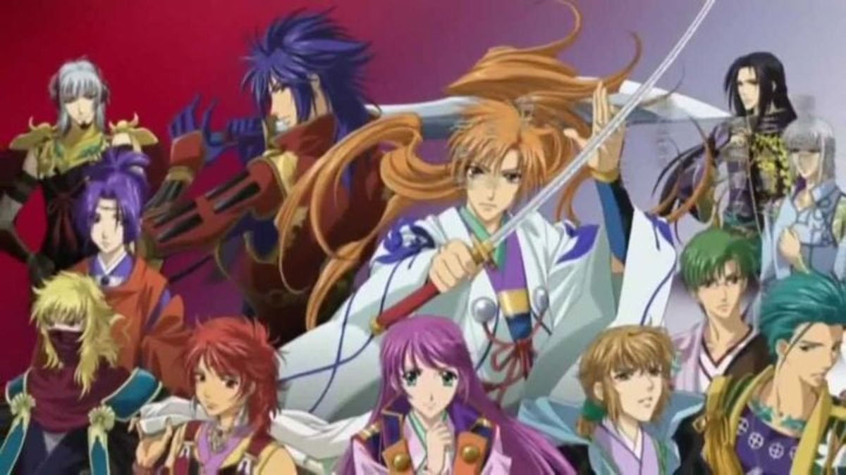 Harukanaru Toki no Naka de: Hachiyou Shou (Haruka: Beyond the Stream of Time - A Tale of the Eight Guardians)