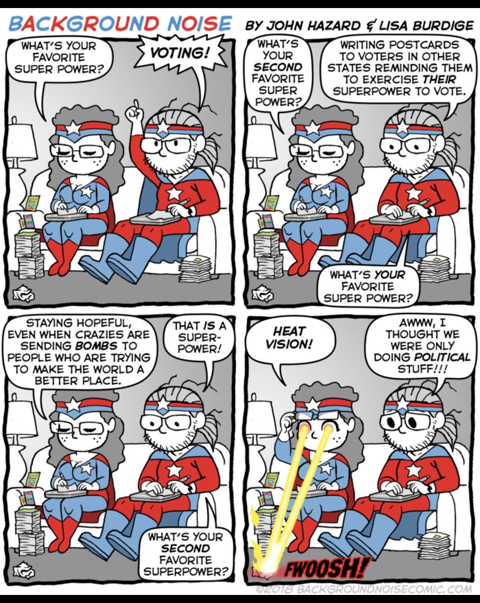 Comics ARE teaching tools!