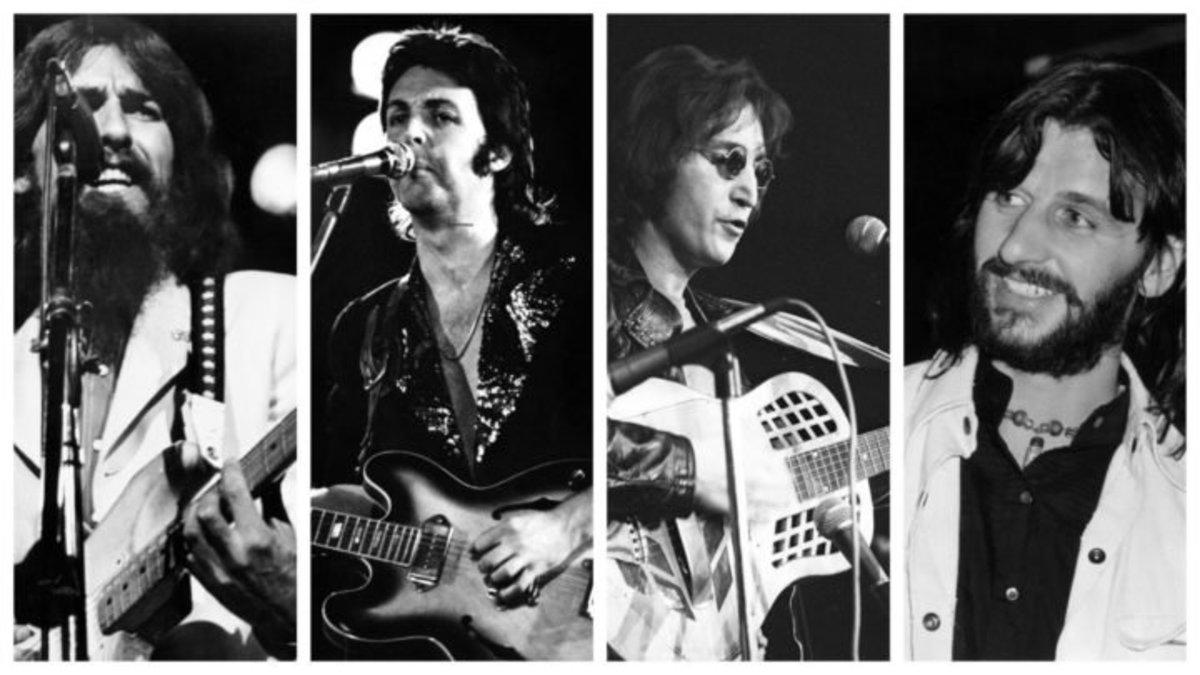 The Beatles: 1971