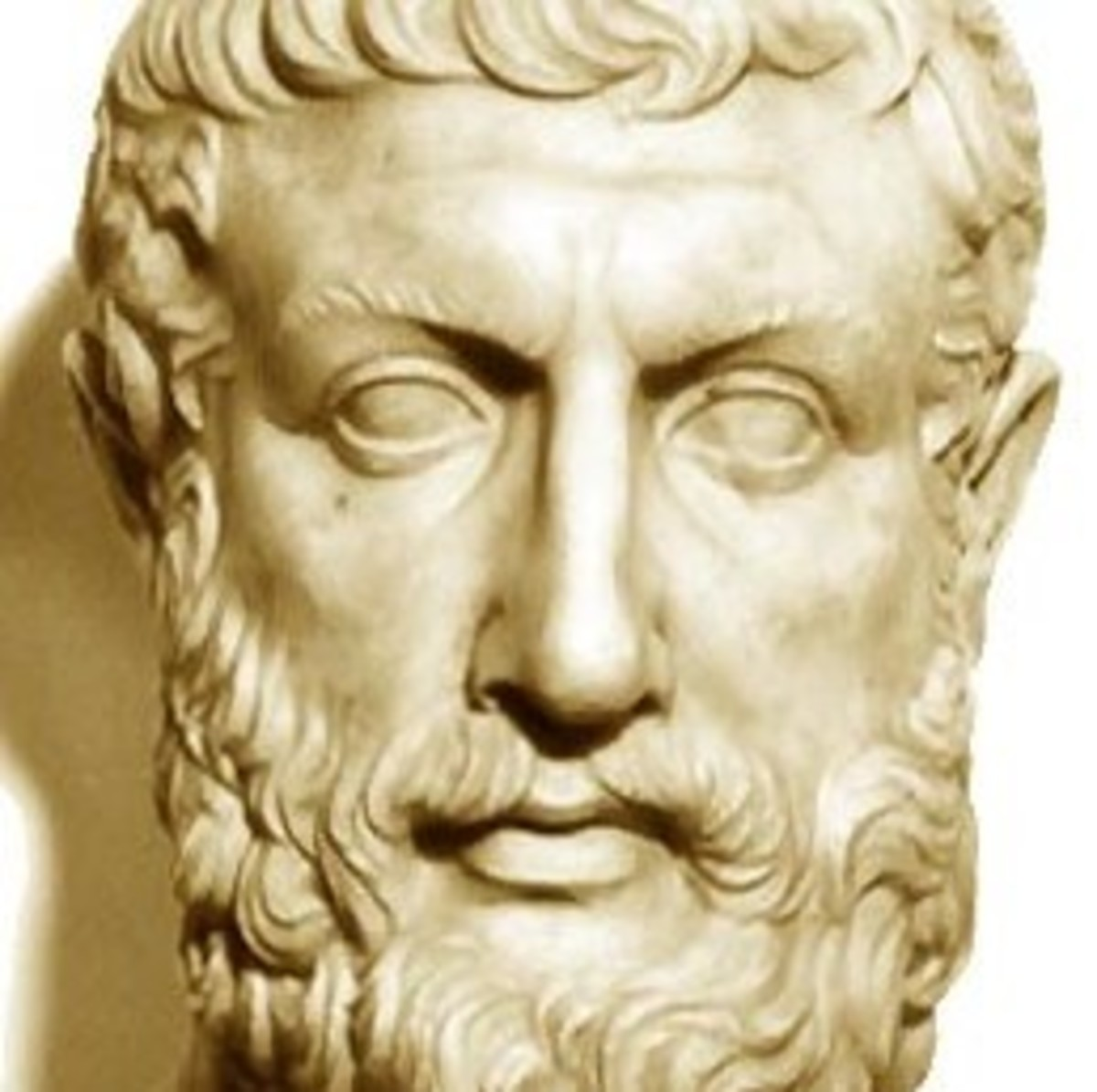 'It is necessary to speak and to think what is; for being is, but nothing is not.' (B 6.1–2) Parmenides of Elea