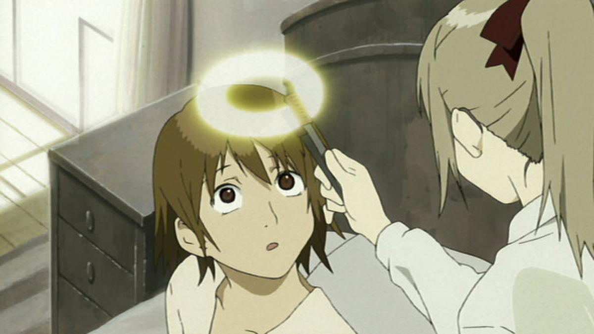 Haibane Renmei (Charcoal Feather Federation)