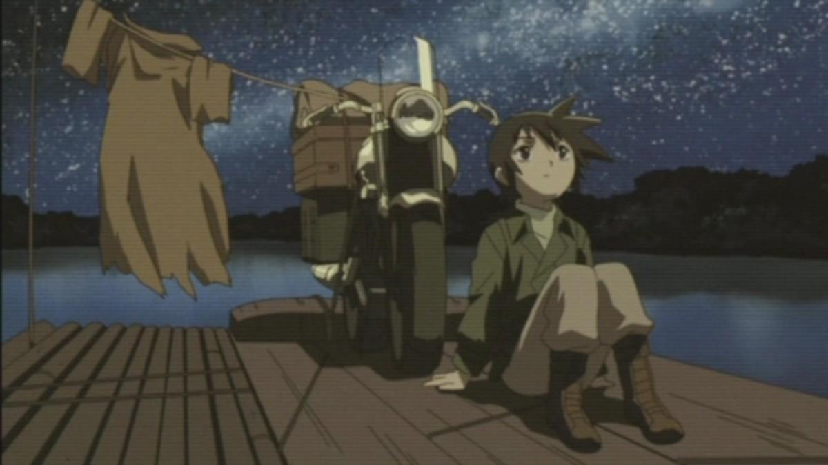 Kino no Tabi: The Beautiful World (Kino's Journey)