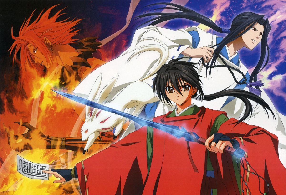 Shounen Onmyouji (The Young Spirit Master)
