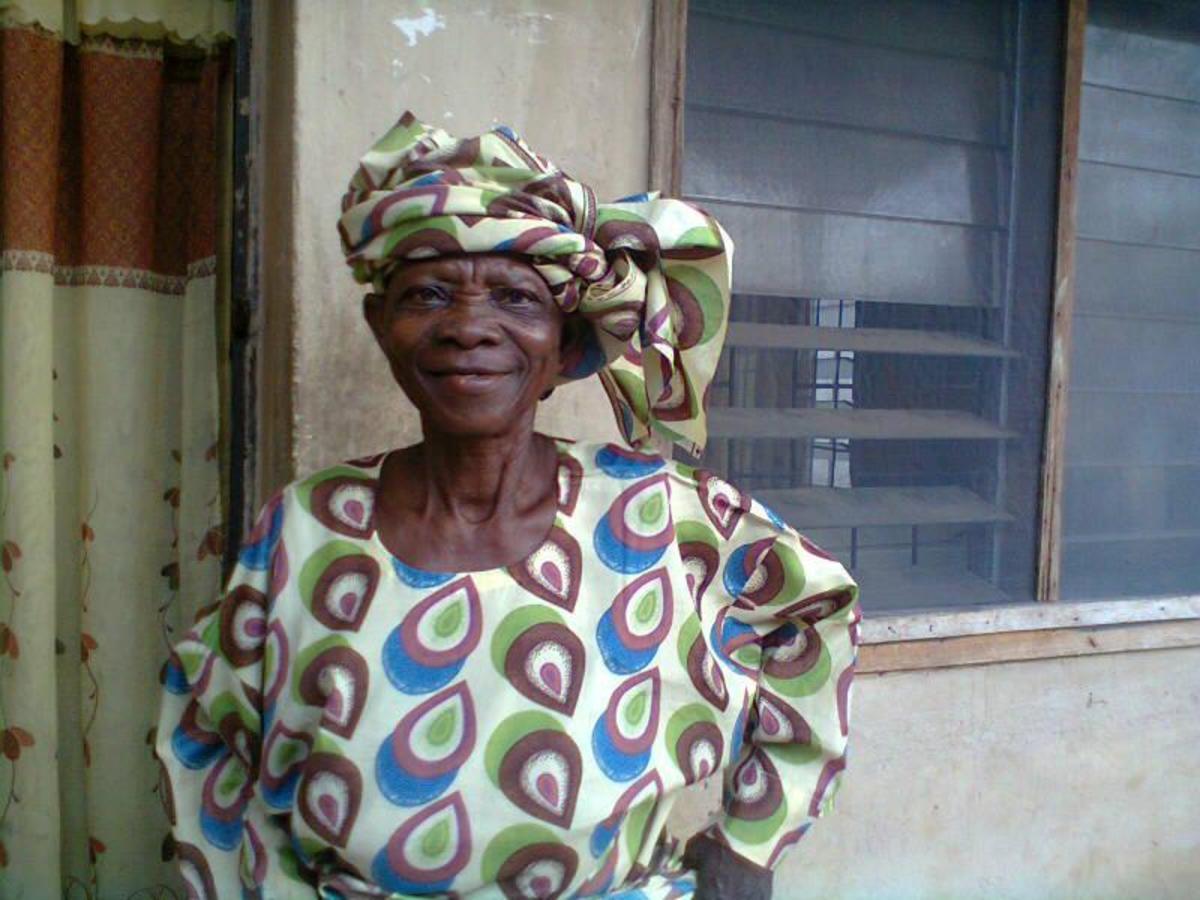 Mrs. Adegunle