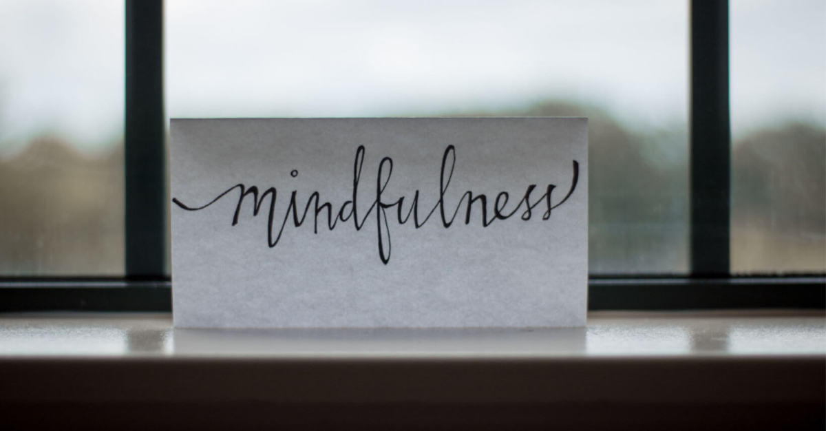 Transform Yourself Through Mindfulness