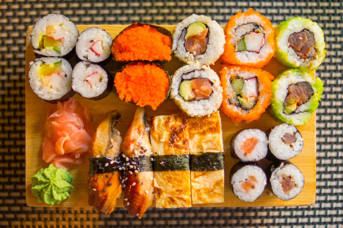 The Most Well-Known Washoku - SUSHI