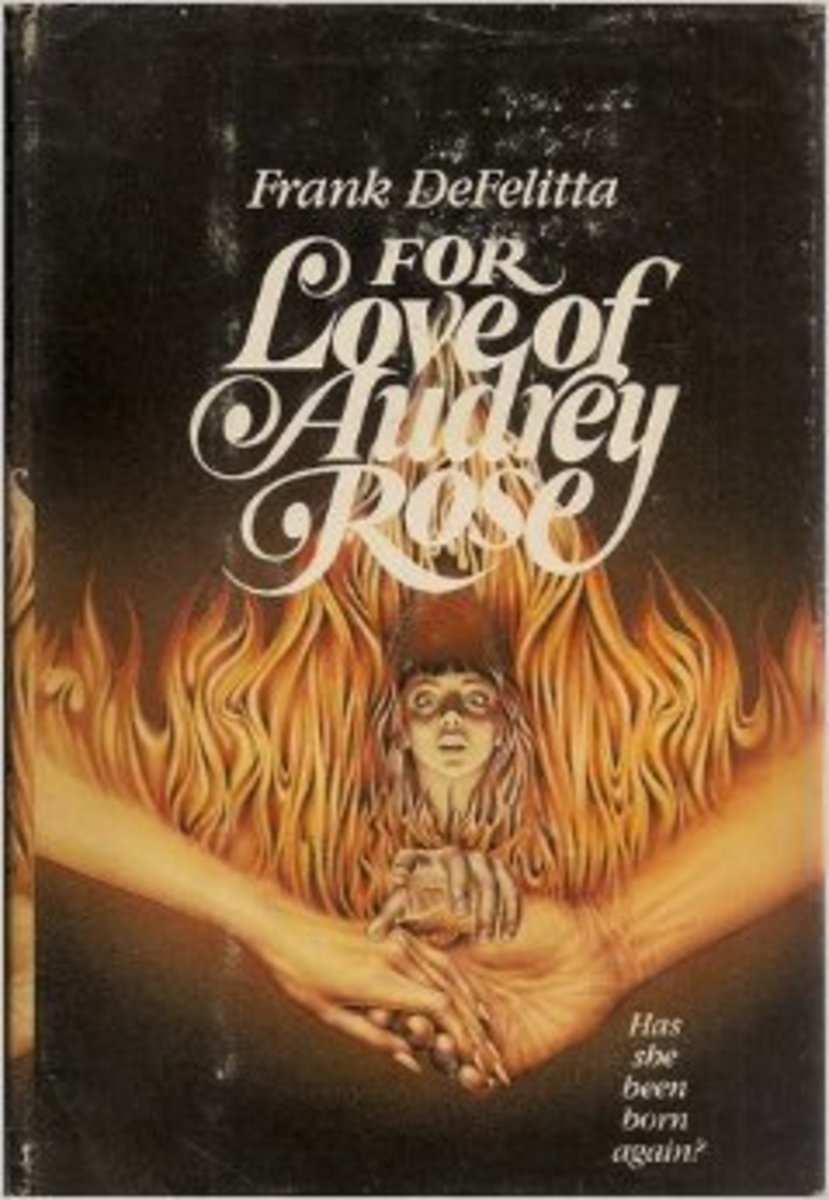 Retro Reading: For Love of Audrey Rose by Frank DeFelitta