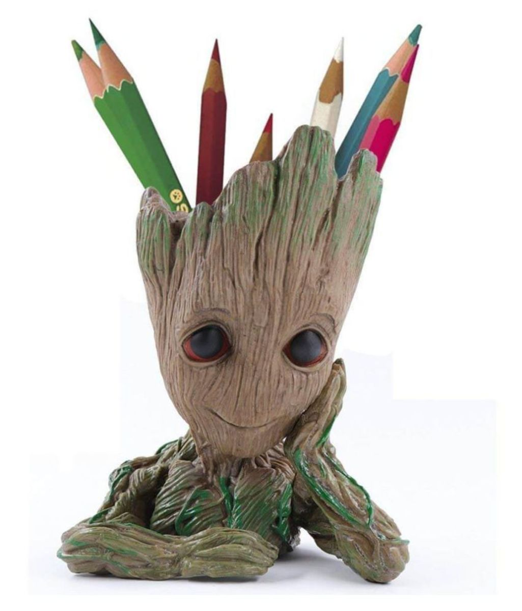 A Writer Under a Tree