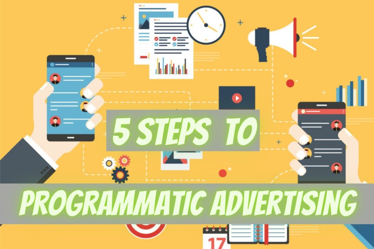 Programmatic Advertising in 5 Steps!