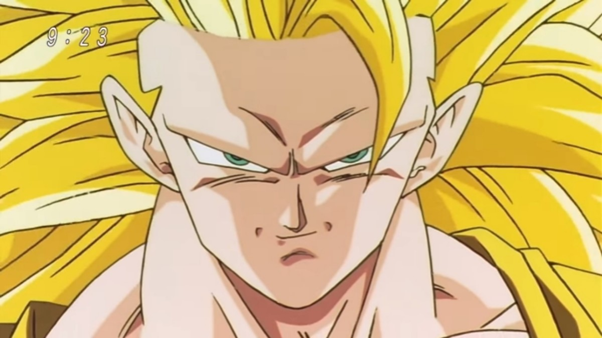Top 5 Dragon Ball Z Transformations