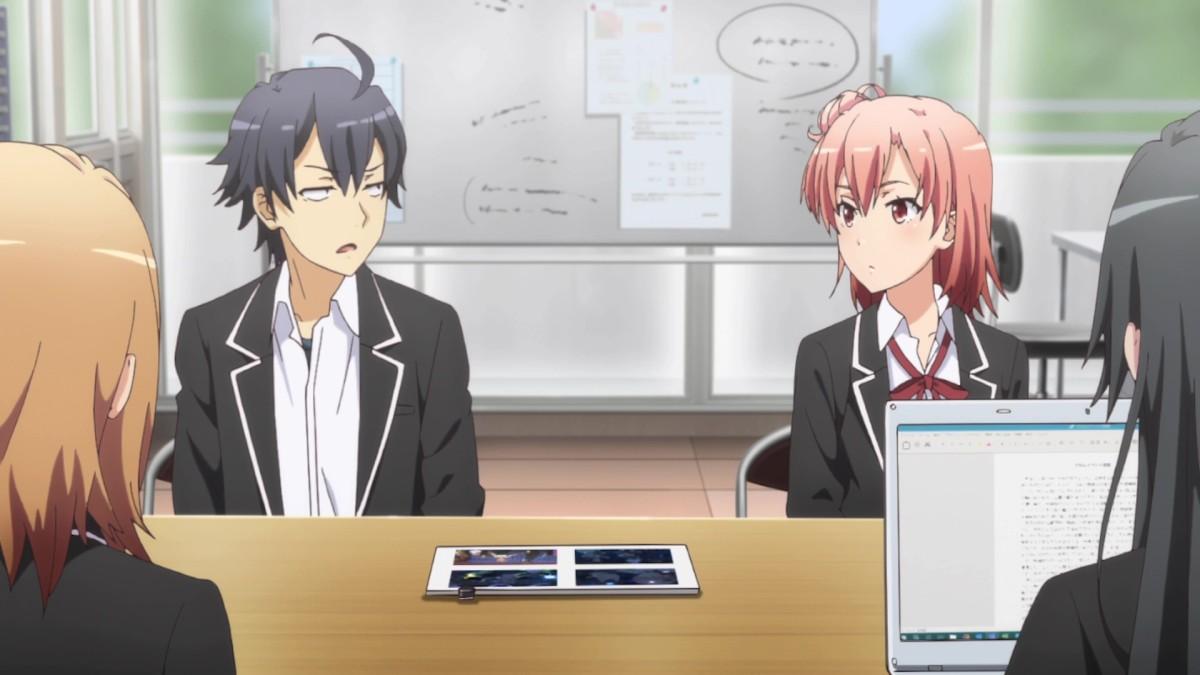 Yahari Ore no Seishun Love Comedy wa Machigatteiru (My Teen Romantic Comedy SNAFU)