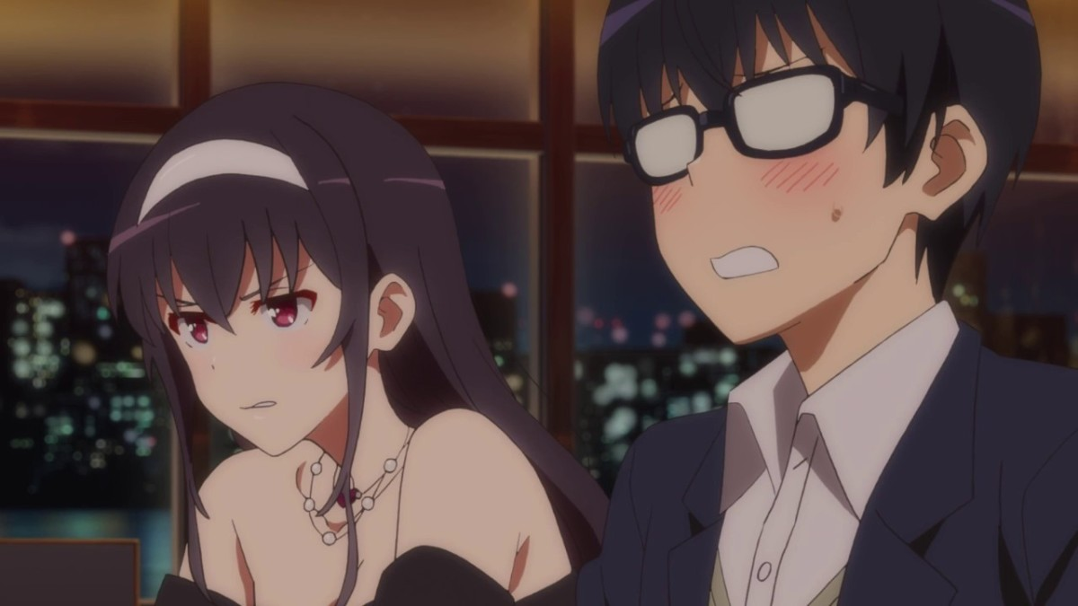 Saenai Heroine no Sodatekata (Saekano: How to Raise a Boring Girlfriend)