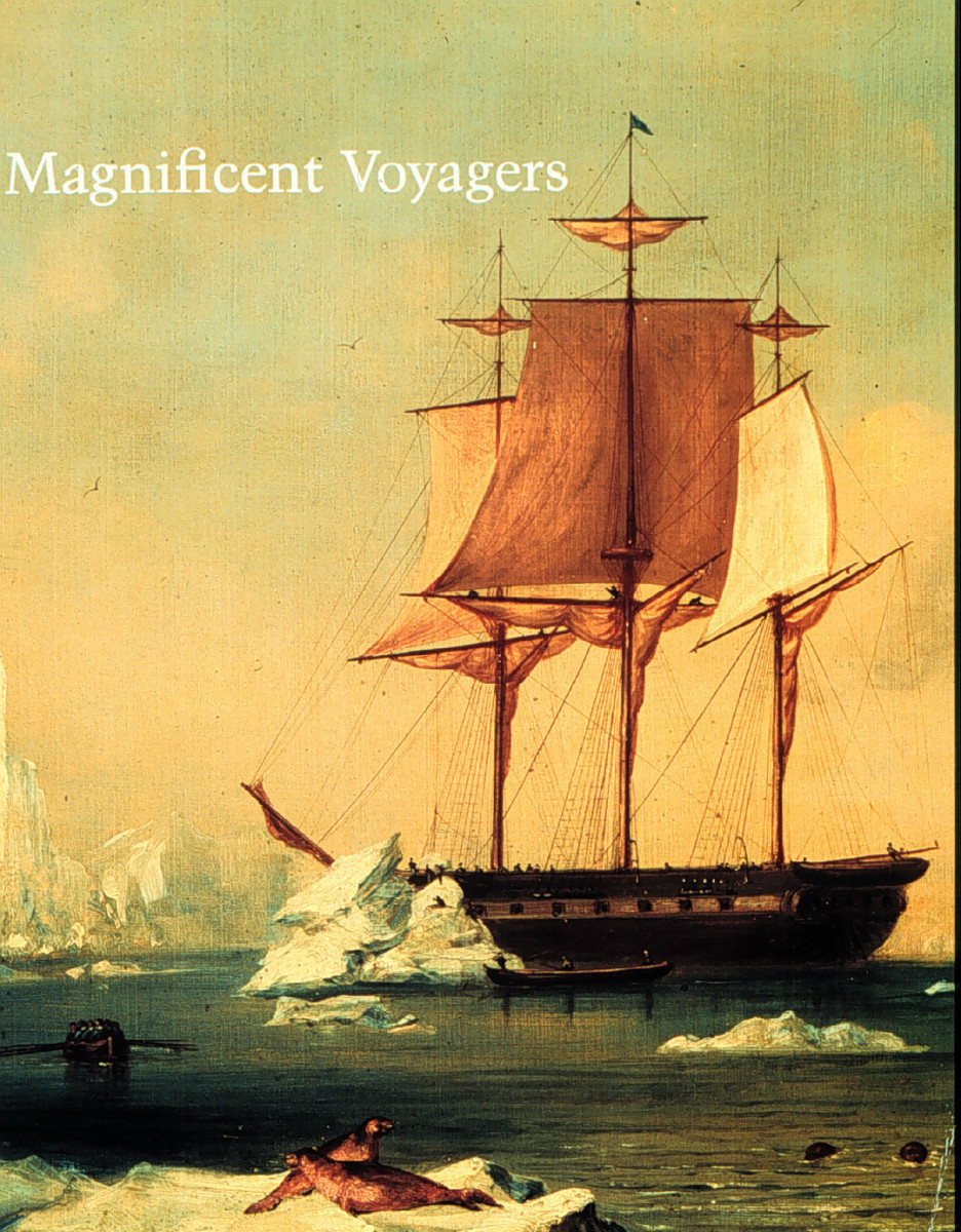 Flagship Vincennes of Wilkes Expedition