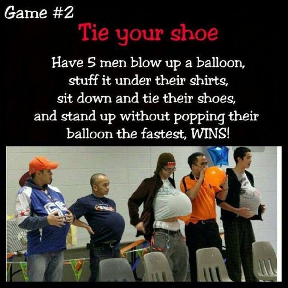 Tie Your Shoe